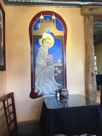 Mesilla, Nouveau-Mexique : Inside