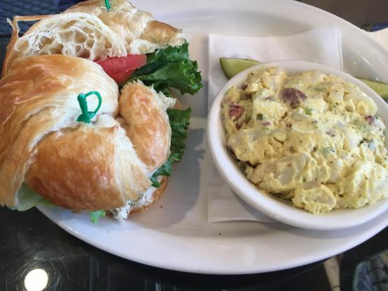 Mesilla, Nouveau-Mexique : Chicken SaladM