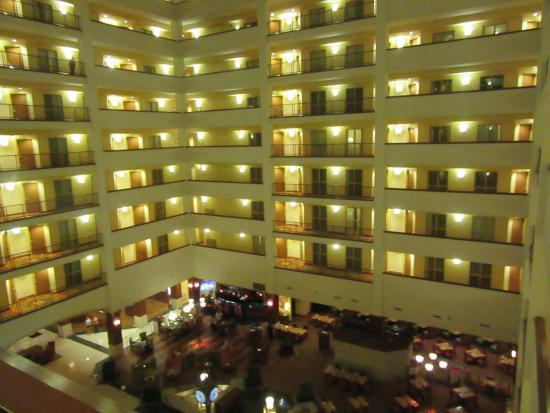 Renaissance Charlotte Suites Hotel Lobby 2