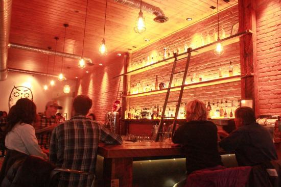 Fernie, Canada : le bar
