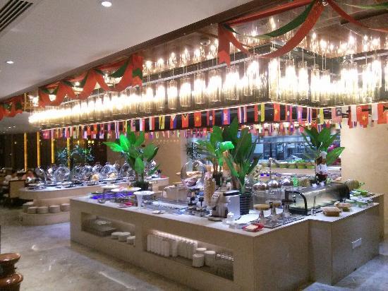 Zhaoqing, China: Phoenix Western Restaurant (Gold Phoenix International Hotel)