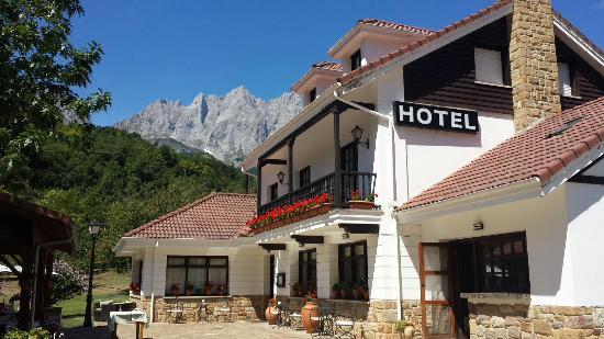 Camaleno, Spanje: Hotel Jisu