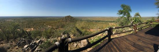 Ulusaba Private Game Reserve, Sudáfrica: Ulusaba rock lodge