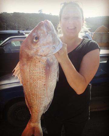 Isla Waiheke, Nueva Zelanda: Ebony's title Winner