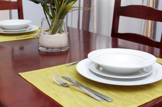 Hotel Nadet Suite Tulum: Desayunador