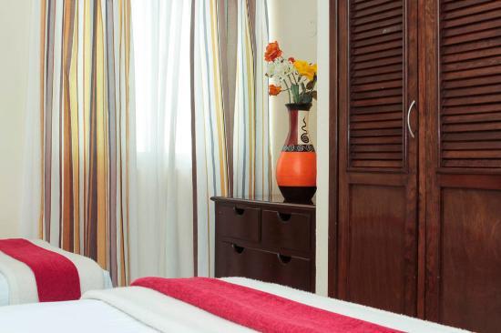 Hotel Nadet Suite Tulum: Guarda Ropa