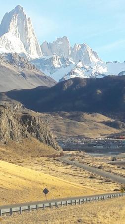 Conociendo El Chalten y caminando por Glaciar Perito Moreno . Increible .
