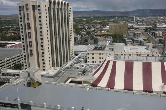view from inside the hotel picture of circus circus reno reno rh tripadvisor com