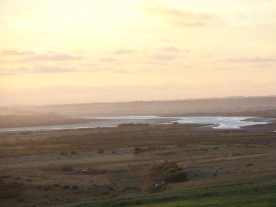 Koroit, Αυστραλία: Views over the Cutting to Port Fairy