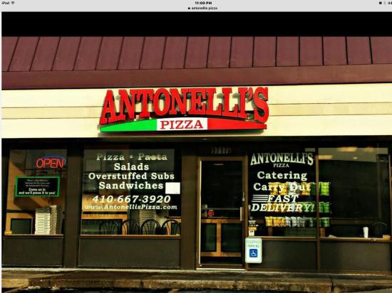 Cockeysville, MD: Antonellis Pizzeria
