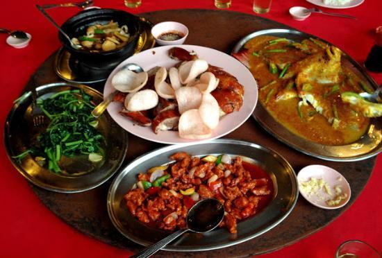 Langat Seafood and Beer Garden