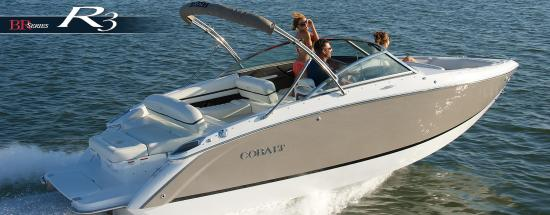 Strong's Marine Boat Rentals: Cobalt R3