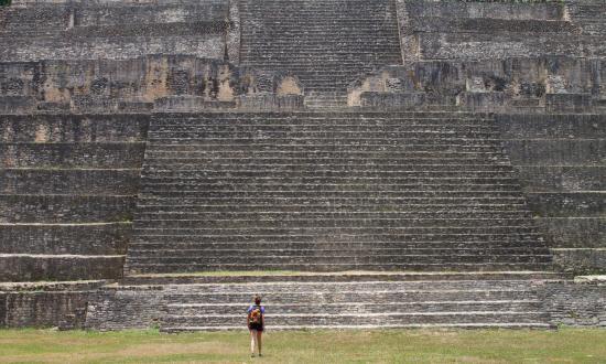 Kin Winik Jungle Tours: Caana Monument-Caracol