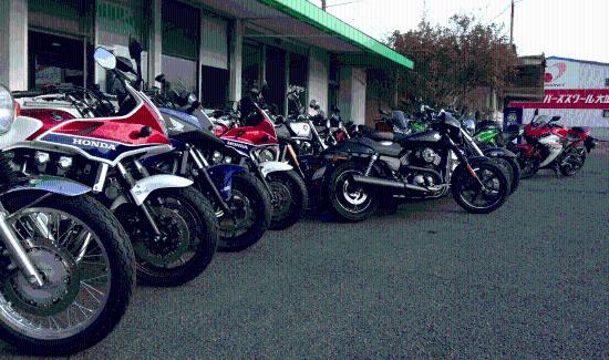 レンタルバイク岐阜大垣店