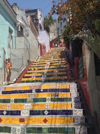 Hostel Casa da Escada : frente do hostel