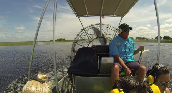 Saint Cloud, FL: Capt. Mark