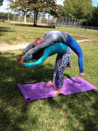 Yoga On The Park 3 Times Per Week Picture Of Synergy Yoga Center Miami Beach Tripadvisor