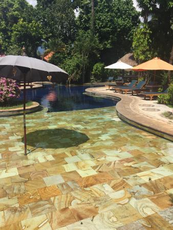 Rambutan Boutique Hotel: Big pool