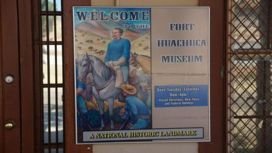 Fort Huachuca, AZ: Museum