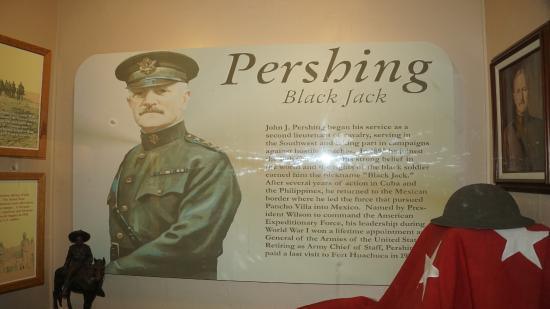 Fort Huachuca, Аризона: Story of Black Jack Pershing