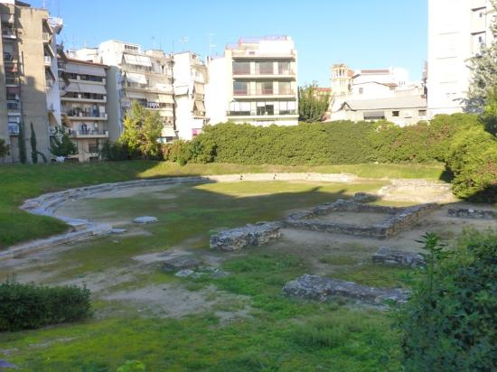 ‪Second Ancient Theatre‬
