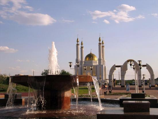 Restaurants in Aktobe