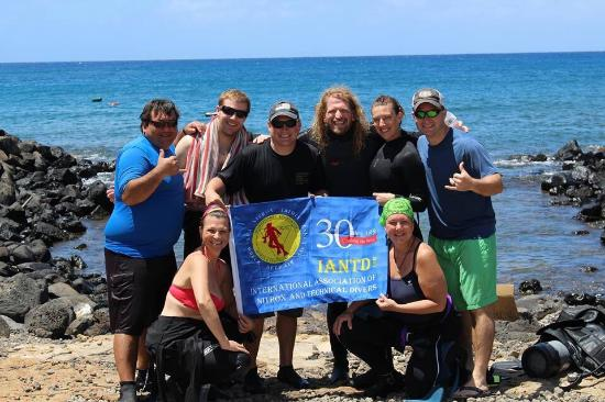 Kalaheo, HI: Great place to dive with great people!  The true professional instructors on island.