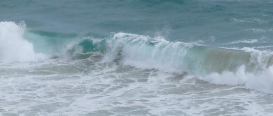 Scarborough Beach: take from my verandah at hotel