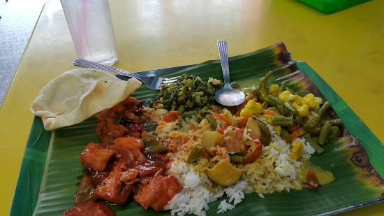 Thanusha's Banana Leaf Restaurant