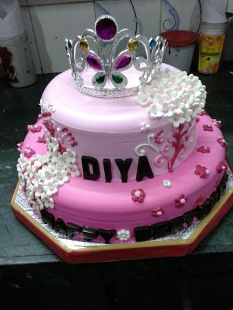 Birthday cake Picture of Indiana Aurangabad TripAdvisor