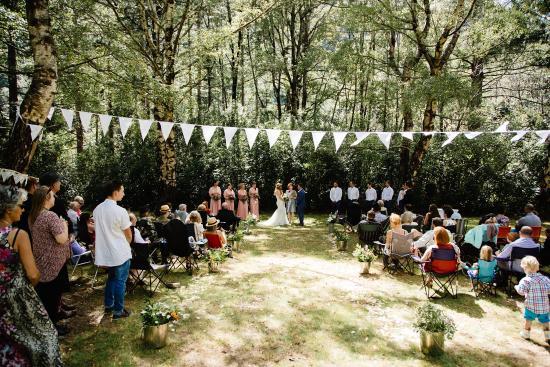 Oxford, Nueva Zelanda: Perfect Wedding Venue. Photo Bellbird Weddings