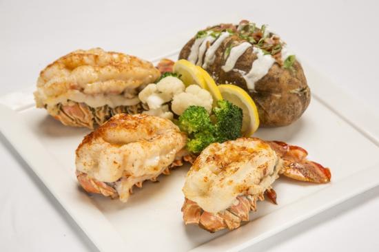 Sea Grill Restaurant: シェフズマーケット メニュー