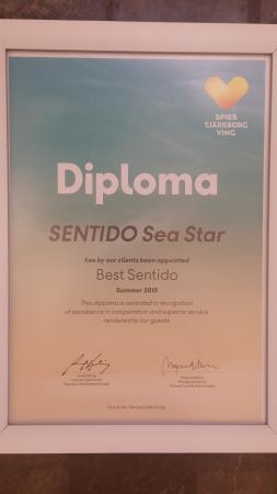 SENTIDO Sea Star: Thank you, our dear guests!