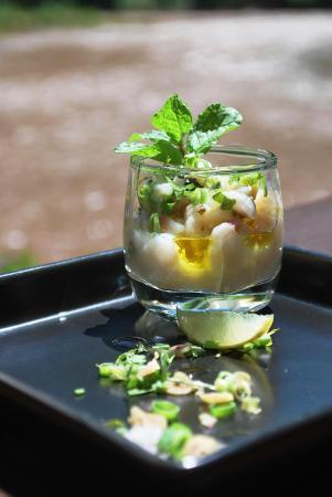 Muang La, Laos: Enjoy nice cuisine