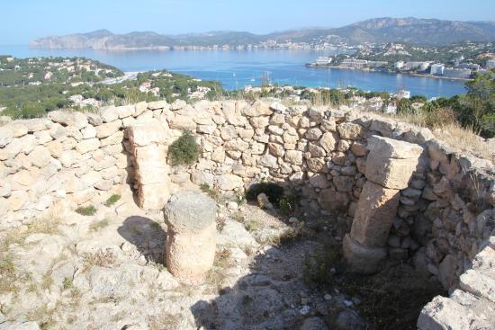 Parque Arqueologico Puig de Sa Morisca