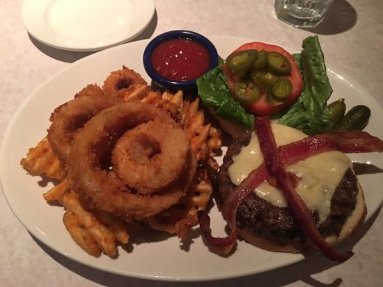 Kalaheo, HI: The Paniolo Burger is fit for a king!
