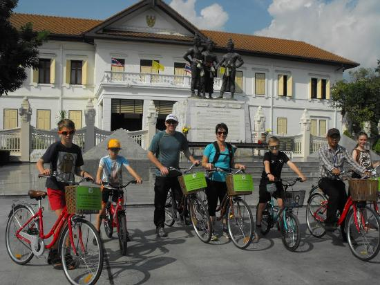 Good Morning Thailand Tours: Eco Treks and City Cycling Tour