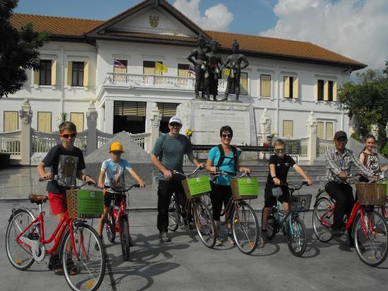 早安生态徒步&城市自行车之旅