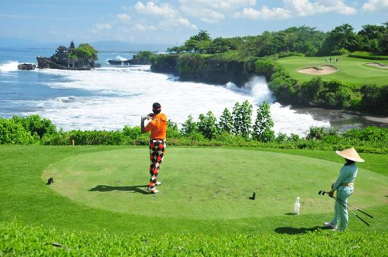 Enjoy The Wonderful Experience, Nirwana Golf Bali