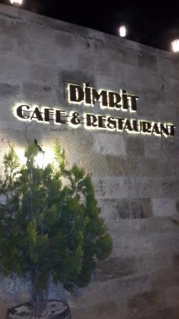 Dimrit Cafe & Restaurant: Giriş