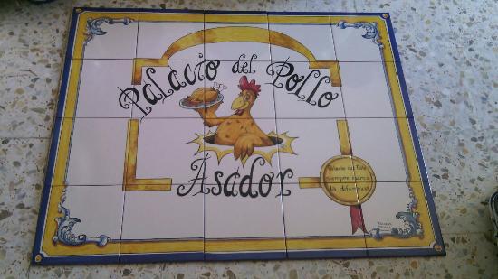 Coslada, Espagne: Palacio del Pollo
