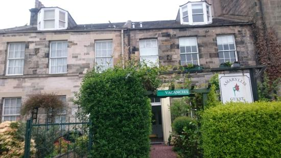 Photo of Amaryllis Guest House Edinburgh