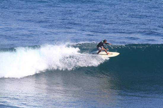 Indonésie : Suluban Beach, Bali