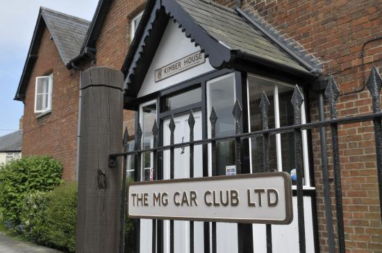 ‪The MG Car Club‬