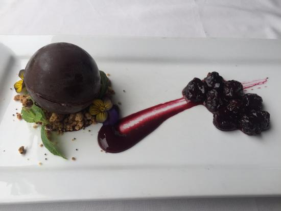 Durbanville, Южная Африка: Awesome dessert!