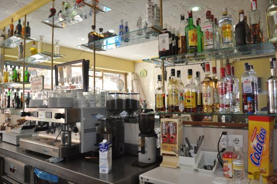 Cafetería Cuesta del Mar