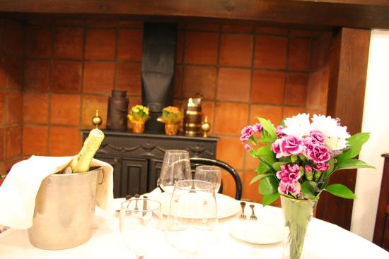 Restaurante Santillana