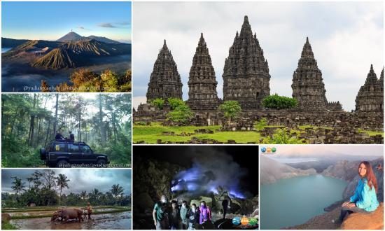 Java Adventure Trail