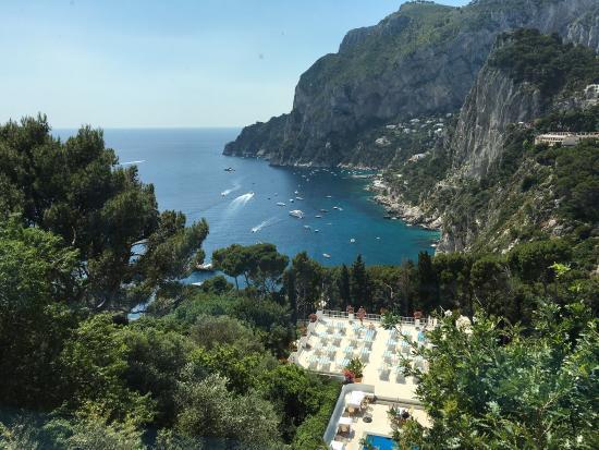 Magical Capri and the Villa Brunella