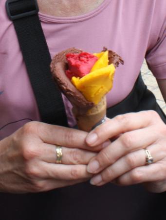 Amorino: Eisblume Nr. 2
